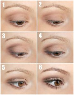 Top 12 Naked Eye Makeup Tutorial – Best Famous Fashion Design Trick & Look Idea - Way To Be Happy