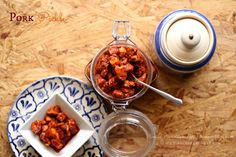 Ruchik Randhap (Delicious Cooking): Pork Pickle ~ When The Hubby Cooks!