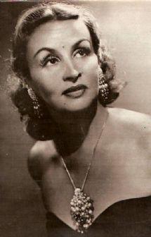 Laura Ana Merello (Buenos Aires, Octubre de 1904 – Buenos Aires, 24 de diciembre de 2002), mejor conocida en el mundo artístico por su seudónimo Tita Merello, fue una actriz y cantante argentina de tango y milonga.