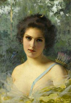 Vittorio Matteo Corcos (1859 — 1933)