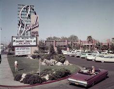 The Sands in Las Vegas (ca. 1959)
