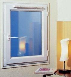 Nawietrzaki okienne, dobór, montaż na zamontowanych oknach