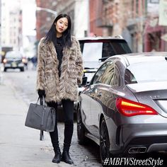 Fashion is a two-way street and you know your own street style can give any designer a run for their money. Show us how it all comes together for you using #MBFWStreetStyle and we could send you to Mercedes-Benz Fashion Week. #MBFW #Mercedes #Benz #CLA #AMG #Instacar