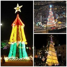 Popular Holiday - Because Bolivia is dominantly catholic Christmas is one of their most important holidays. They celebrate in much the same way we do with Christmas trees lights and caroling, but one difference is that presents in Bolivia are given on Christmas eve right after Christmas eve mass.