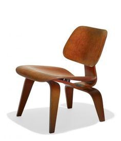Eames Chair! ahaaa lead to so many other inventions on the way.