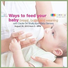 Aug 30 5-8pm:  @justkidding_me We still have a few places left at our BABY FEEDING CONCERNS seminar on August 30 with renowned midwife sleep expert and parent educator Cecil De Scally of @babysensesme.  TIME: 5-8pm LOCATION: Babysenses Centre in JLT RSVP: email marketing@dutchkid.com
