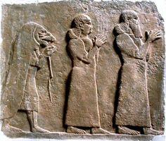 of Nimrud, Assyria Reptilian gods 2 :: El Libertario