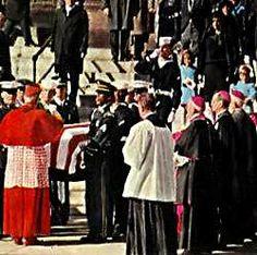Kennedy Assassination - John F. Kennedy Funeral