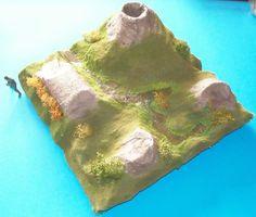 dinosaur diorama - Military Models