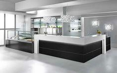 Banco bar moderno modello Manhattan | Degart