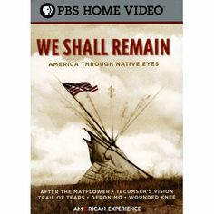 """""""We Shall Remain: America Through Native Eyes Film. Three hundred years of Native American history. Time Periods: People's Movement: 1961 - All US History Native American Movies, Native American History, Native American Indians, Trail Of Tears, History Projects, Us History, Lesson Plans, Nativity, Culture"""
