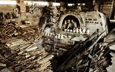 Anagama Wood Fired Pottery from Dorset - Tim Hurn Wood Fuel, Types Of Fire, Pottery Kiln, Wood Kiln, Ceramic Techniques, British Isles, Countryside, Craftsman, Scenery