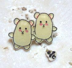 Tiny Teddy Bears - Illustrated by WendyFergusonDesigns, $14.00