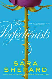 Área de Rebe: #reseña  del libro The perfectionists de Sara Shepar...  #libro #theperfectionists #sarashepard