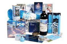 Dit kerstpakket bevat behalve veel food artikelen de exclusieve ijslantaarn. Deze bezorgt de ontvanger een heel bijzondere kerst.