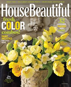 Vanguard Furniture featured in the news: House Beautiful Homes For Humanity, Color Combos, Color Schemes, Bunny Mellon, Ideas Prácticas, Beautiful Homes, House Beautiful, Inside Design, World Of Color