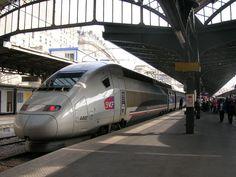 V150 - at 357 mph the world's fastest train - FRANCE