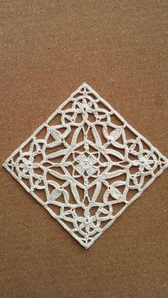 Felissimo Turkish Tile nº 6  ニーナのクローゼット29の画像   野の花手芸噺