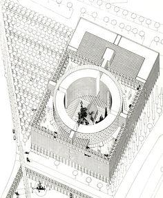 Hotel Berlin (1976) - Osvald Mathias Ungers