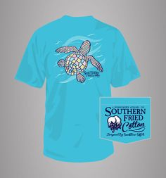 Baby Sea Turtle – Southern Fried Cotton