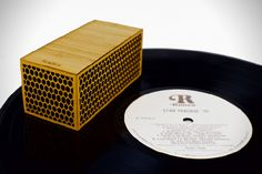 RokBlok Portable Record Player