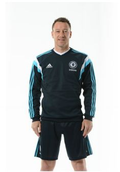 CHELSEA TRAINING SWEAT TOP DARK BLUE Chelsea London Official Merchandise Available at www.itsmatchday.com