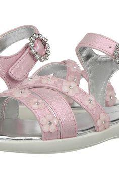 Nina Kids Delfina (Toddler/Little Kid) (Light Pink) Girl's Shoes - Nina Kids, Delfina (Toddler/Little Kid), DELFINA-690, Footwear Open General, Open Footwear, Open Footwear, Footwear, Shoes, Gift, - Street Fashion And Style Ideas