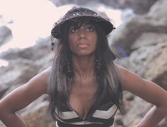 Santigold...I finally get to see her live soon!!!!!