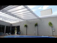 Pergola Against House Pergola Patio, Pergola Plans, Pergola Kits, Backyard, Pool Enclosures, Solar Roof, Spa Rooms, Shade Structure, Covered Pergola