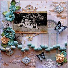 She+Was+Love+**Scraps+Of+Elegance**+October+Kit~Rue+Des+Rosiers - Scrapbook.com