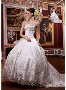 Ball Gown Wedding Dresses : #Wedding Dress#