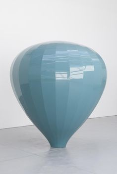 Ceramics  : balloon. Marcus Foster.