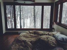 Love the large window