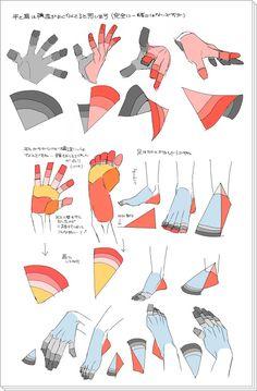 [pixiv] 10 tutorials about hands! - pixiv Spotlight