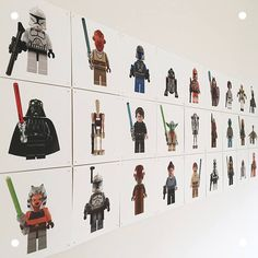IXXI Star Wars wall