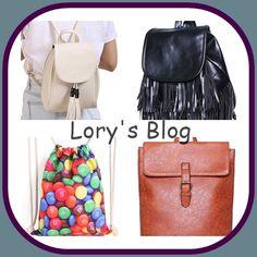 Lory's Blog: Ghiozdanele cochete? Da, te rog!