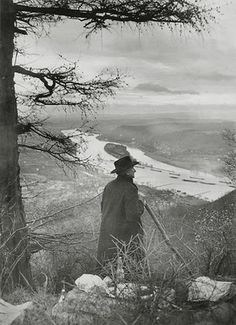 August Sander, Siebengebirge, 1941