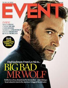 Hugh Jackman, 14th July 2014  #EventCover