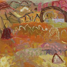 Ormiston 4 by Sally Stokes Abstract Art Painting, Australian Artists, Art Painting, Fine Art, Abstract Landscape, Painting, Art, Abstract, Abstract Art Landscape