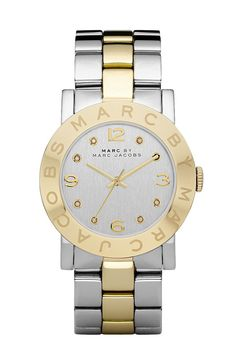 Marc by Marc Jacobs 'Amy' Watch