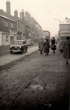Coventry England, Coventry City, Splash Photography, Street Photography, Photographs And Memories, Nostalgic Images, Old Street, West Midlands, Sunderland