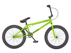 "Radio Bikes ""Evol"" 2016 BMX Bike - Glossy Neon Green"