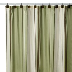 West End Green 54-Inch x 78-Inch Stall Shower Curtain - Bed Bath & Beyond