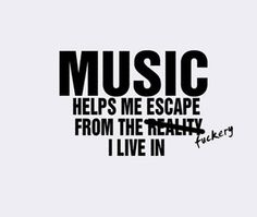 """Here is a list of 147 Best Music Quotes & Sayings. Music Quotes & Sayings """"I see my life in terms of music. Music Is My Escape, I Love Music, Music Is Life, Mood Quotes, True Quotes, Qoutes, Bob Marley Citation, Favorite Quotes, Best Quotes"""