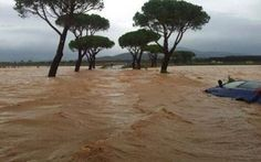 Il Maltempo flagella la Maremma oltre Genova! (video) #maremma #genova #pioggia #alluvione