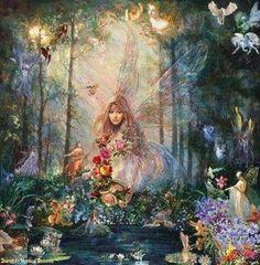Fairies Uma comunidade de fadas tem lindos sonhos...
