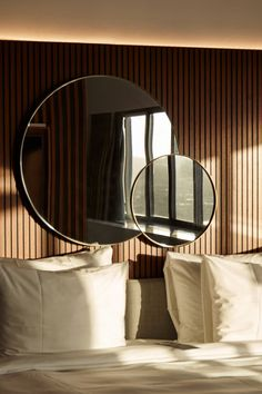 Space Copenhagenre-introduced original features and furniture as part of a comprehensive refurbishment of Arne Jacobsen's iconic Royal Hotel.