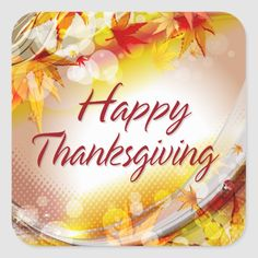 Shop Happy Thanksgiving 11 Stickers created by Ronspassionfordesign. Thanksgiving Day 2019, Thanksgiving Messages, Thanksgiving Decorations, Thanksgiving Ideas, Holiday Cards, Christmas Cards, Happy Turkey Day, Lets Celebrate, White Elephant Gifts