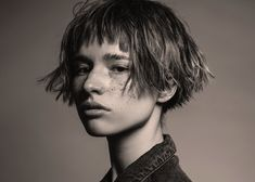 Unique Faces, Hair Reference, Haircut And Color, Boy Hairstyles, Cut And Style, Short Hair Cuts, New Hair, Photography Poses, Blonde Hair