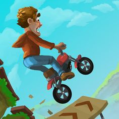 Fail Hard | Experience the evolution of becoming the greatest stuntman in the world. #android #androidgames #androidapps #games